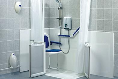 salle de bains pour personne a mobilite reduite montmorillon