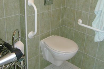 salle de bains pour personne a mobilite reduite haute vienne