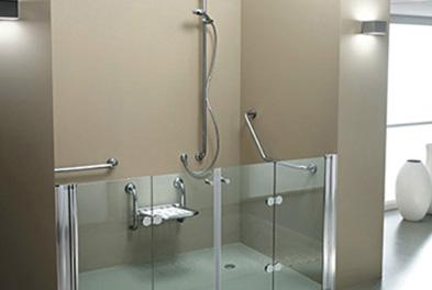 salle de bains pour personne a mobilite reduite le dorat