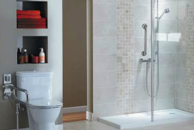 salle de bains pour personne a mobilite reduite poitiers