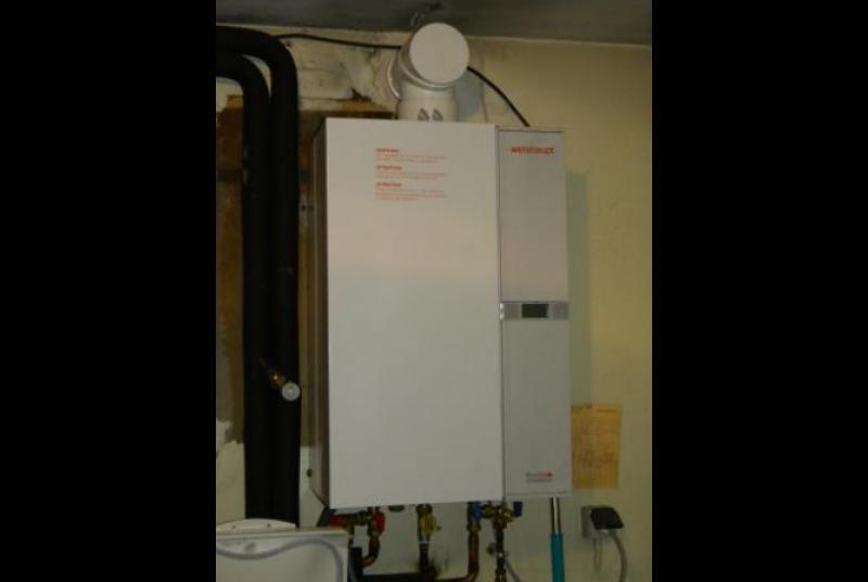 Chaudiere gaz a condensation