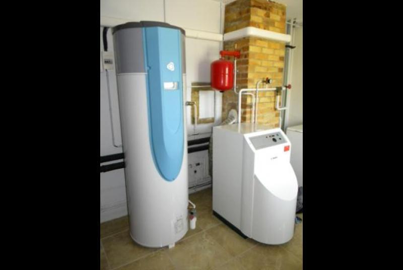 Chauffe eau pompe a chaleur
